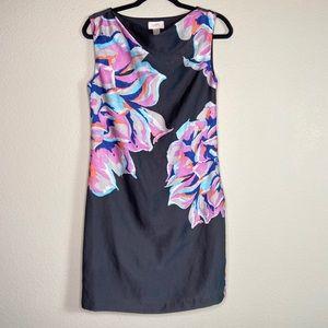 Loft Outlet floral shift dress